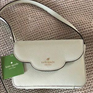 Kate Spade leewood place joley bag in mintsplash
